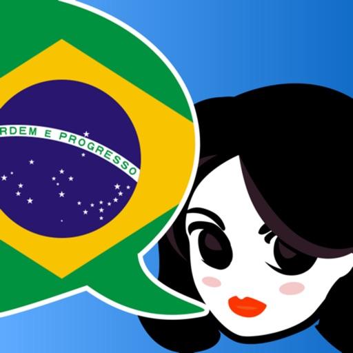 Lingopal Portuguese (Brazilian) - talking phrasebook