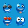 Gif stickers & emoji art  - for WhatsApp,Facebook Messenger