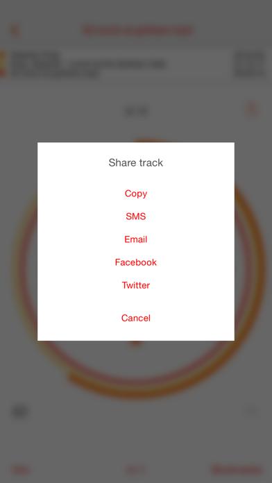 Cloud Player Deluxe - App - iOS me