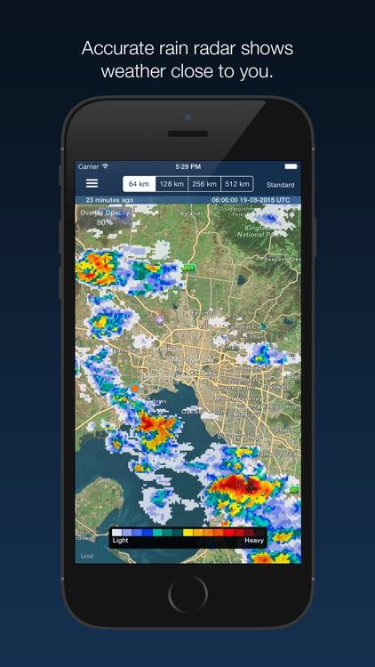 Aus Weather Radar