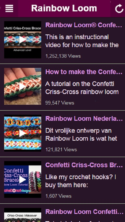 How to Make Rainbow Loom - Learn Rainbow Loom Instructions For Every Pattern screenshot-3