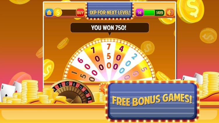 Jackpot Gold Casino Party Slots screenshot-4