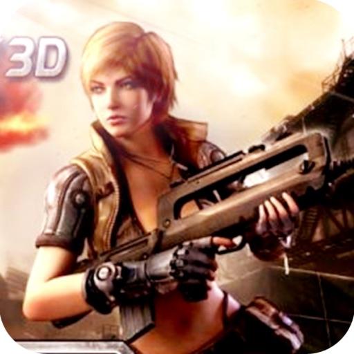 3D Sniper Misson icon