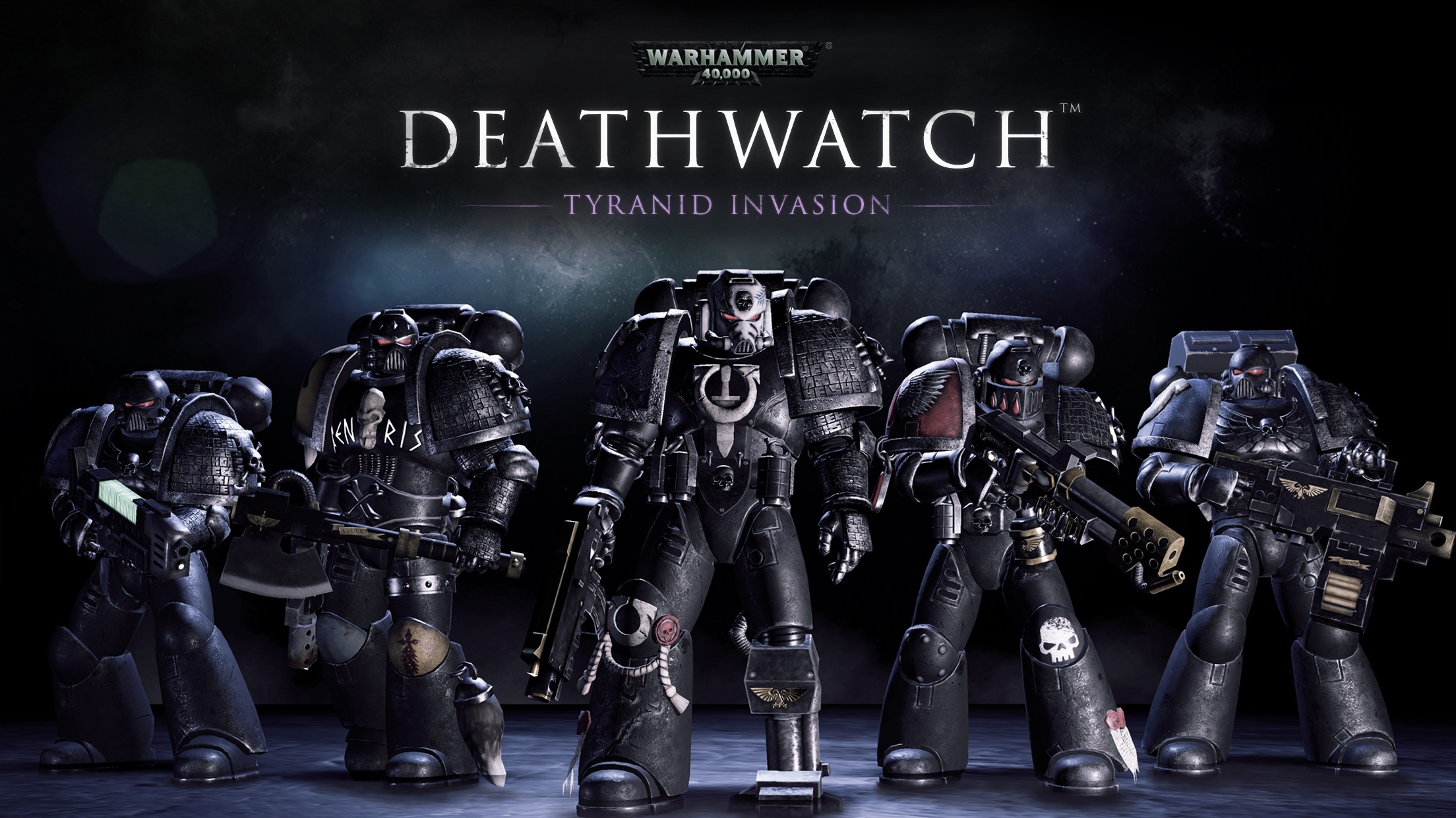 Screenshot do app Warhammer 40,000: Deathwatch - Tyranid Invasion