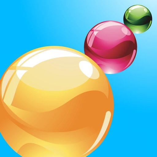A Bubble Pop Match-4 Game