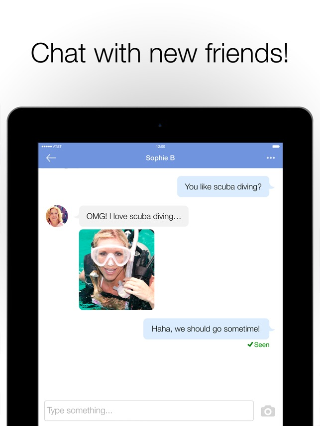 MeetMe: Chat & Meet New People for iPad on the App Store