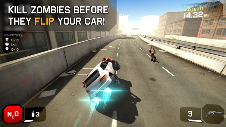 Zombie Highway 2 screenshot-4