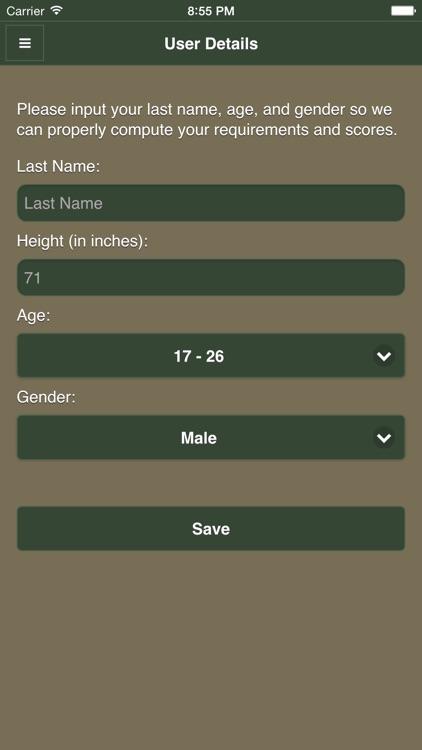 USMC Fitness screenshot-3