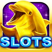 Gold Dolphin Casino Slots - Real Rewards