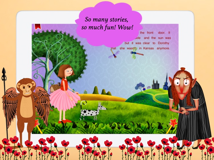 The Wizard of Oz for Children by Story Time for Kids screenshot-3