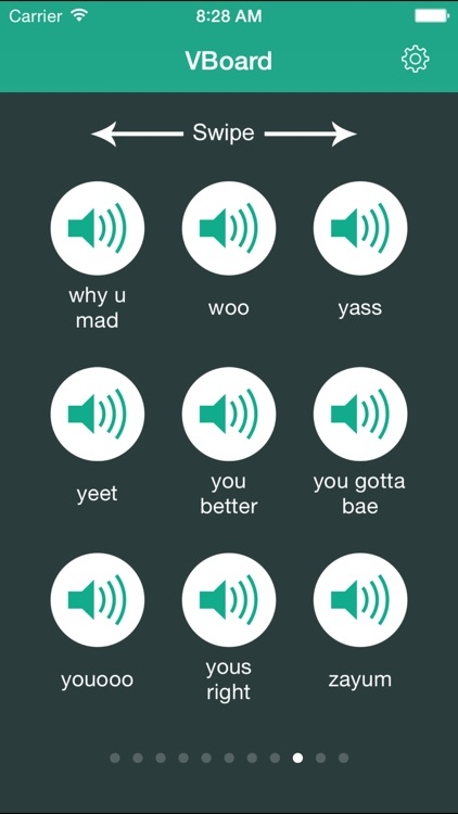 VBoard - Sounds of Vine, Soundboard for Vine Free - OMG Sounds, VSounds screenshot-4