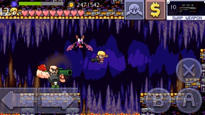 Callys Caves 2のスクリーンショット2