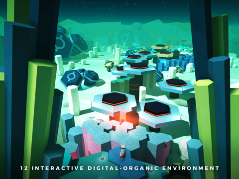 Adventures of Poco Eco - Lost Sounds: Experience Music and Animation Art in an Indie Gameのおすすめ画像4