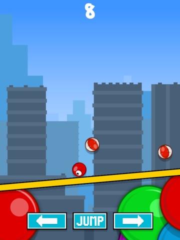 Beach Balls vs Red Ball FREE-ipad-3