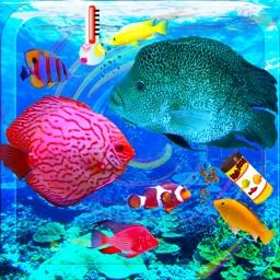 Fish Simulator! Virtual fish farm game