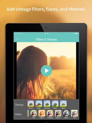 Video lab - free video editor movie collage photo video editing