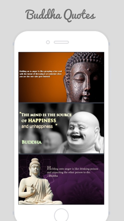 Inspirational Buddha Quotes - Wisdom Words for Buddhist screenshot-3