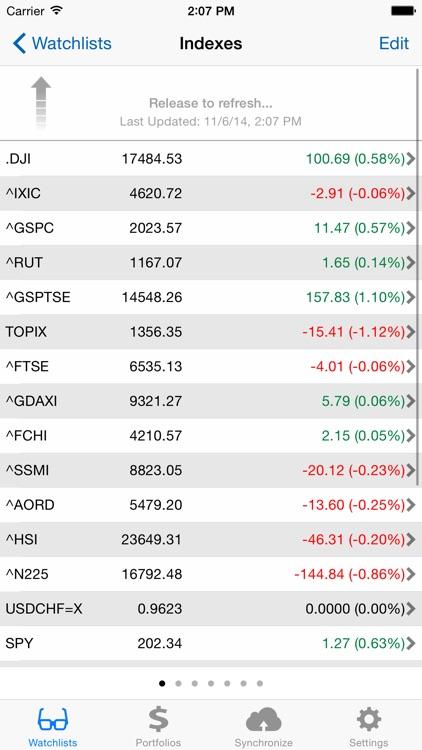 StockMarketEye screenshot-4