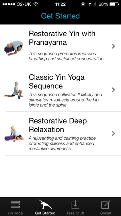 Yin Yoga with Simon Low screenshot-4