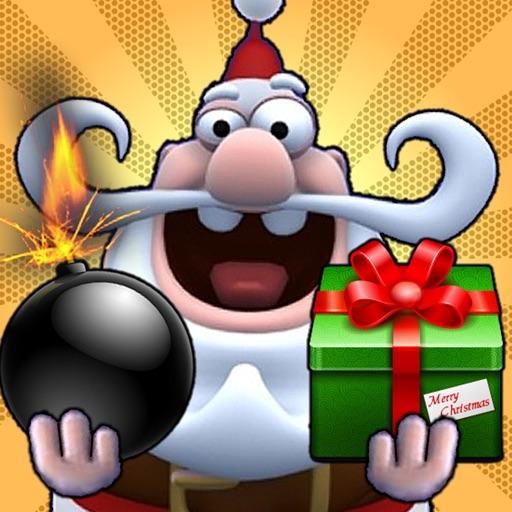 Christmas Run! Angry Santas Revenge! FREE