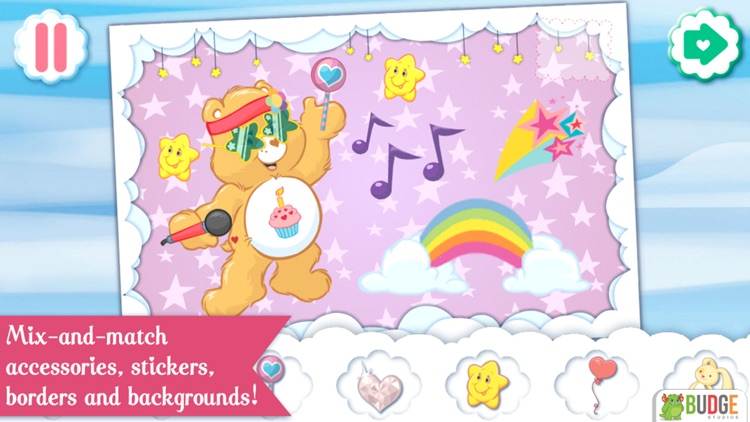 Care Bears - Create & Share! Free screenshot-2