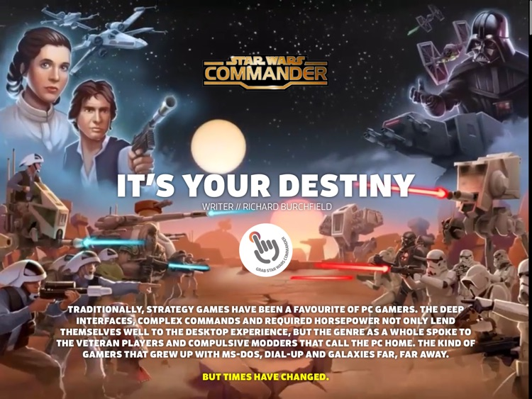 Grab It Ep6 – Star Wars Commander + Magic The Gathering + Fighting Fantasy Ed
