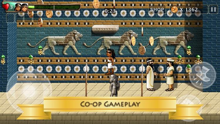 Babylonian Twins (HD Premium) Puzzle Platformer screenshot-0