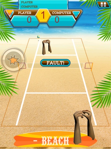 A Volleyball Beach Battle Summer Sport Game-ipad-3