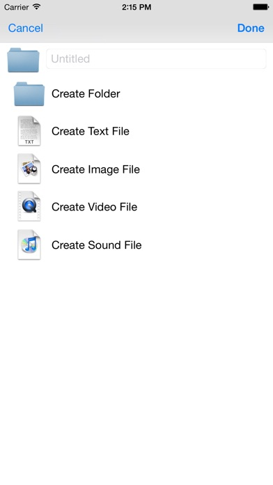 MobileStudio screenshot two