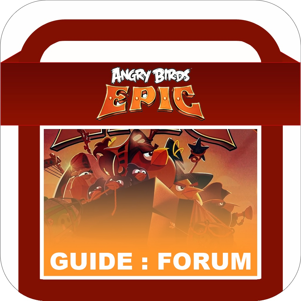 Guide for Angry Bird Epic