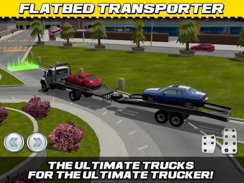 Скачать игру Car Transport Truck Parking Simulator - АвтомобильГонки ИгрыБесплатно