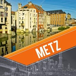 Metz City Offline Travel Guide