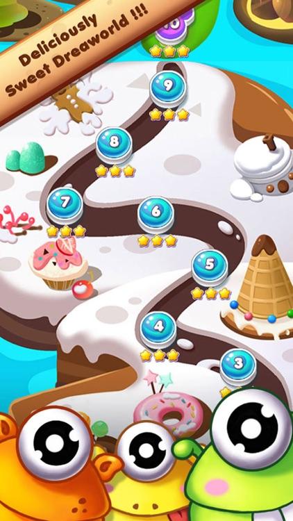 Cookie Splash Mania screenshot-4