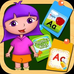 English alphabet ABC learning for preschool & kindergarten Kids