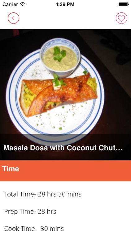 Indian Recipes Free screenshot-1