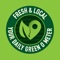 Fresh & Local is the first mobile application dedicated to the consumption of fresh and locally grown food