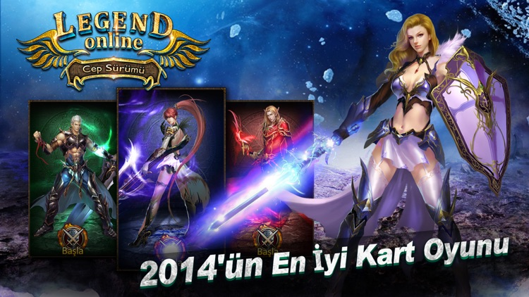 Legend Online (Türkçe) screenshot-2