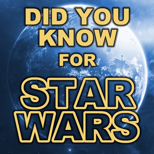 Did You Know for Star Wars