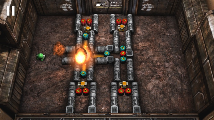 Tank Hero: Laser Wars screenshot-4