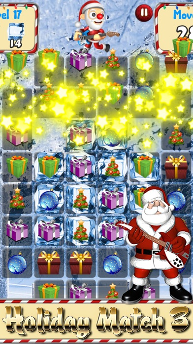 Holiday Games and Puzzles - Rock out to Christmas with songs and musicのおすすめ画像1