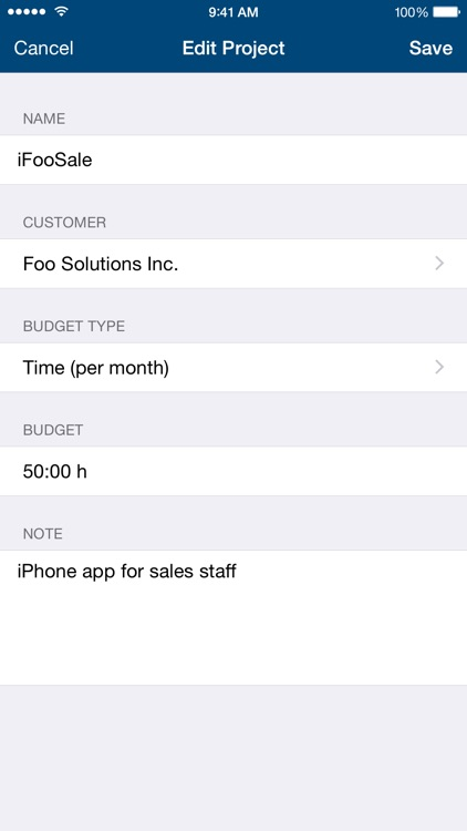 mite.go - Smart time tracking for teams and freelancers screenshot-3