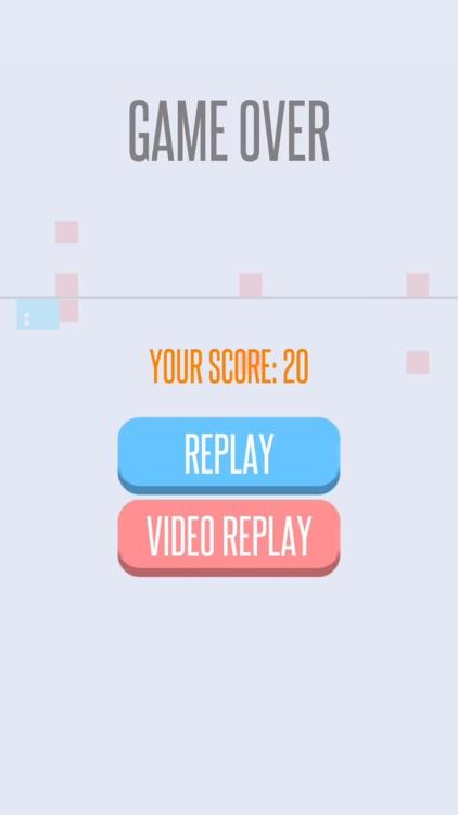 Mr Block - 2 Sides Jump And Run Game screenshot-4