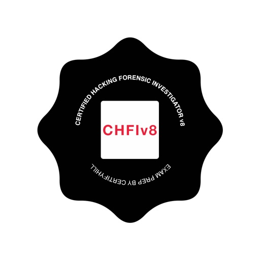 CHFI v8 - Computer Hacking Forensic Investigator - Exam Prep