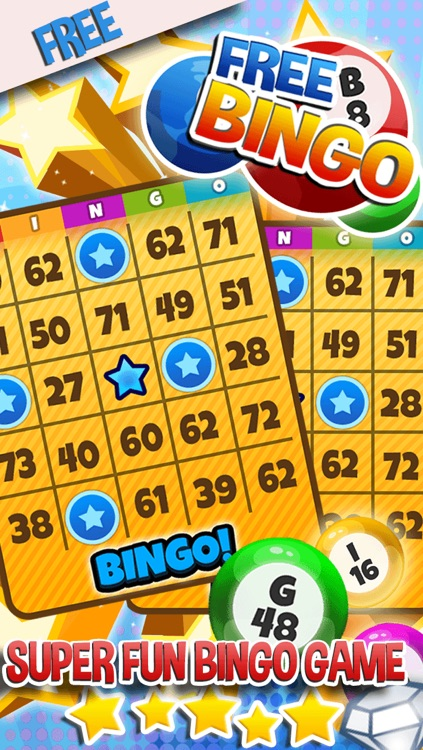 Free Bingo 2 screenshot-0