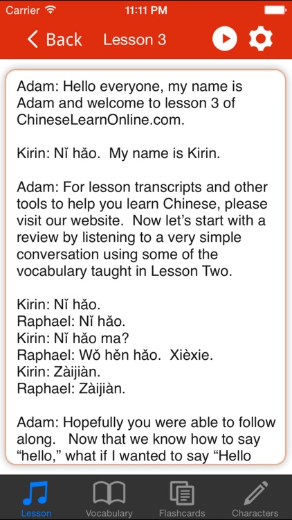 CLO Chinese Learn Online