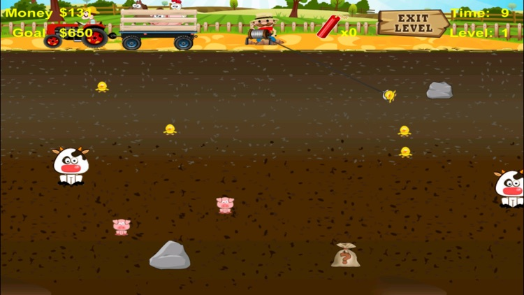 A Farm Animal Escape FREE - Barn Rescue Frenzy