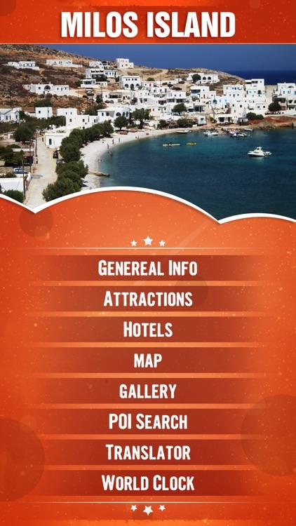Milos Island Travel Guide