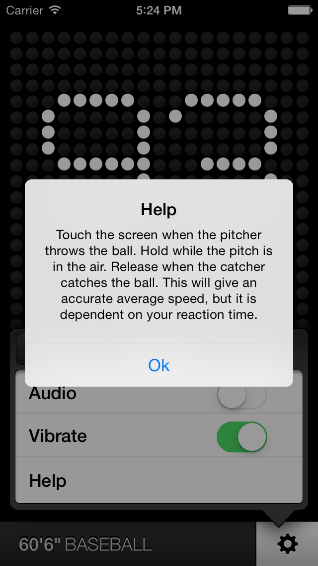 Screenshot for Radar Gun in Ireland App Store