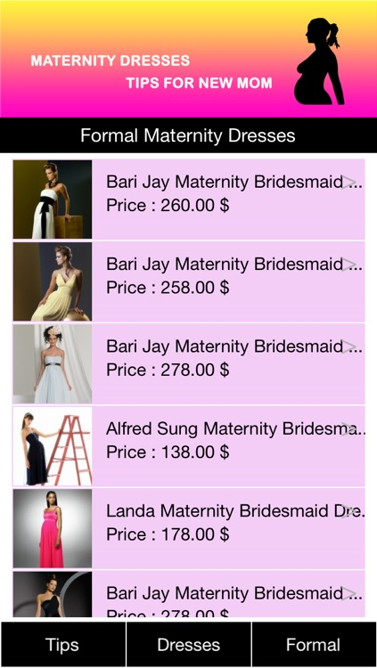 Maternity Dresses screenshot-3