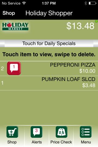 Holiday Market Shopper screenshot 3